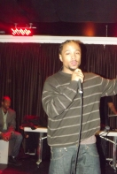 Derty Harry performing at The Chi City Record Pool Showcase