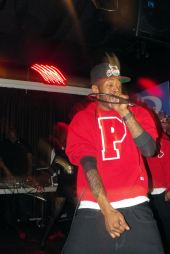 Paris Beuller aka Mr. I Whips performing at The Chi City Record Pool Showcase