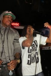 Maserati Deeder and Crew performing at The Chi City Record Pool Showcase