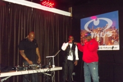 """DJ V Dub , King David and Dj Shaun T are the driving forces behind """"The Chi City Record Pool"""""""