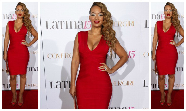 Evelyn Lozada Star Studded Baby Shower Photos Live A Platinum Life