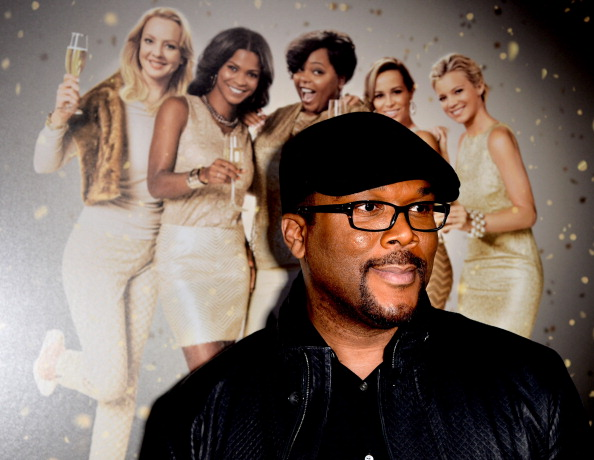 "Premiere Of Tyler Perry's ""The Single Moms Club"" - Red Carpet"