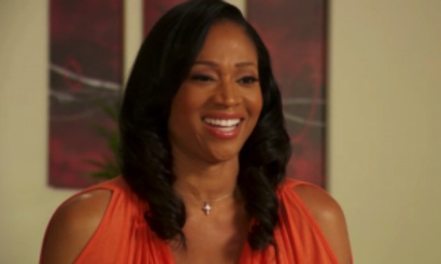Mimi Faust During Interview