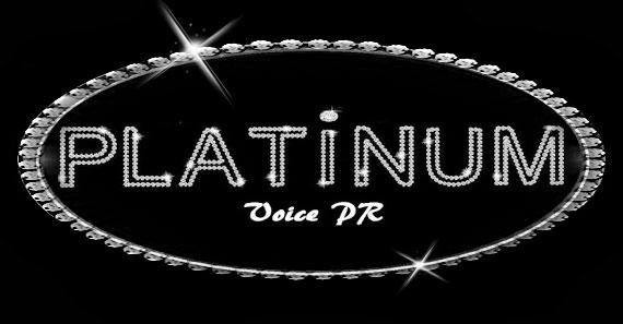 Platinum Voice PR logo