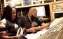 (PICS) Remy Ma And DJ Khaled Hit TheStudio