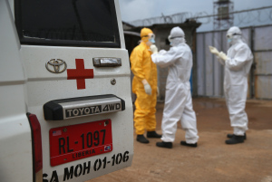 Liberia Races To Expand Ebola Treatment Facilities, As U.S. Troops Arrive