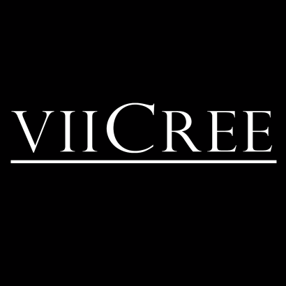 VIICREE PLAIN BLACK