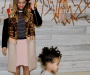 For The Stans: Blue Ivy Photobombs Mama Bey's Fashion Photoshoot Rocking A NewMowhawk